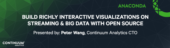 Hassle Free Data Science Apps with Continuum Analytics CTO Peter Wang