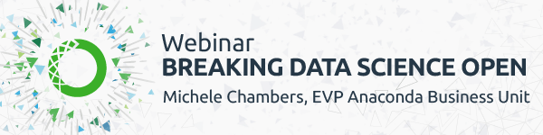 Webinar: Breaking Data Science Open