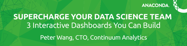 Webinar: 3 Interactive Dashboards You Can Build