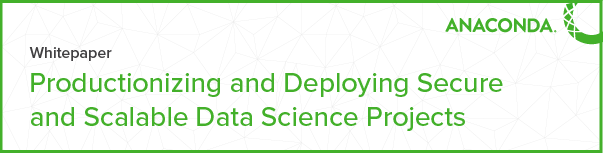[Whitepaper] Productionizing & Deploying Data Science Projects